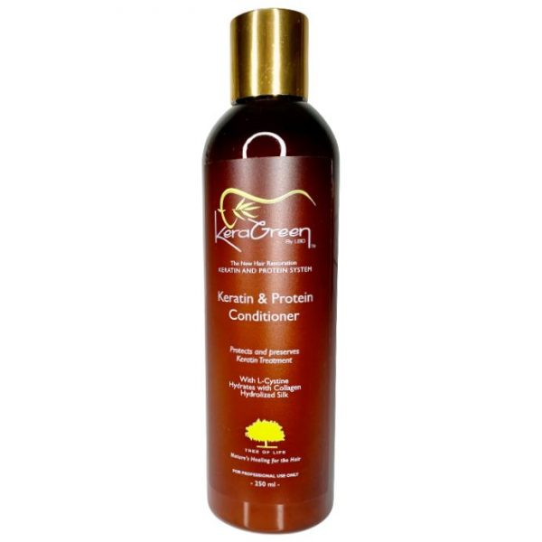 Keratin Conditioner Treatment - Protects and preserves, sulfate free