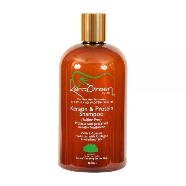 KeraGreen Keratin & Protein Shampoo